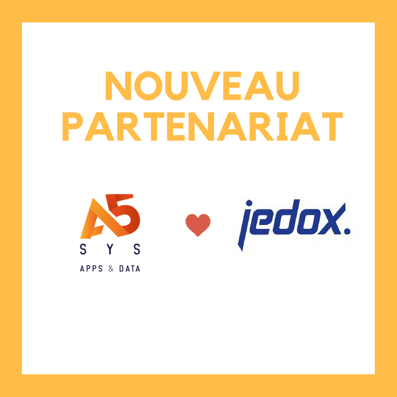 partenariat A5sys -Jedox