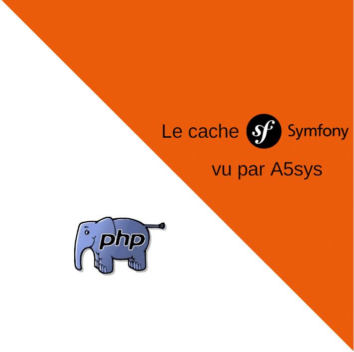 Le Cache synfony vu expliqué par A5sys