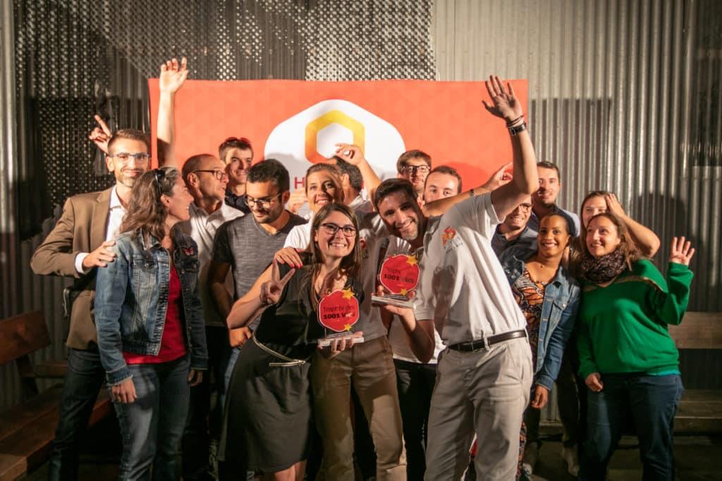 Bien être au travail : A5sys remporte 2 prix au Trophée 1001 vies d'Harmonie Mutuelle.