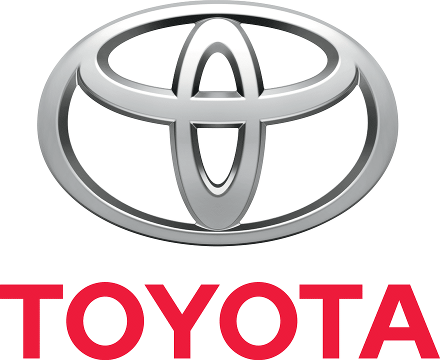 Logo Toyota - Réalisations A5sys